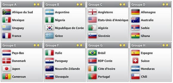 Calendrier 2018 gratuit calendrier de la coupe du monde 2010 - Resultat coupe du monde 2010 ...