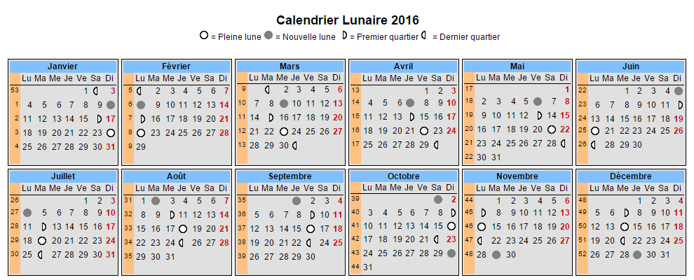 calendrier 2018 gratuit calendrier lunaire 2016 france gratuit. Black Bedroom Furniture Sets. Home Design Ideas