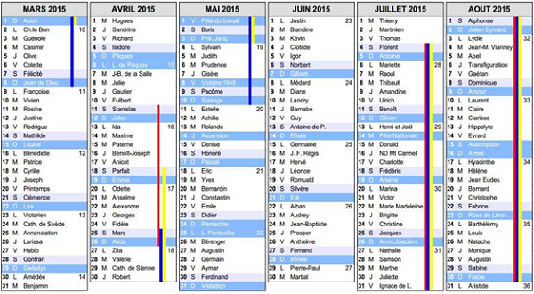 Calendrier 2015 gratuit calendrier 2015 Archives - Calendrier 2015 ...