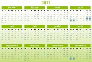 calendrier_2011_vert