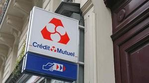 Banque française le Crédit Mutuel