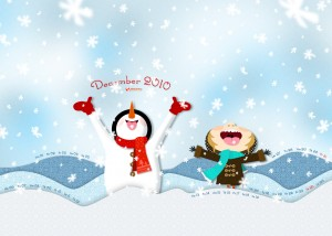neige hiver 2010